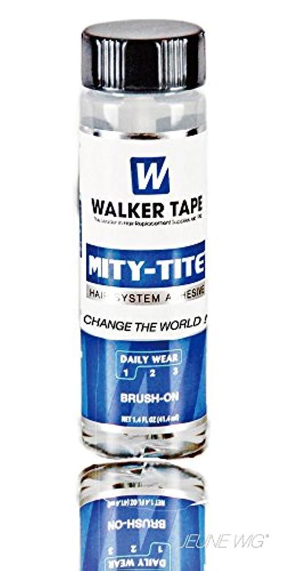 ハム便宜誇りクリア系強力接着剤:MITY TITE (マイティタイト)中サイズ(40ml) [並行輸入品]