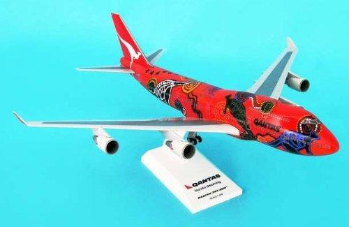 1: 200 スカイマークス Qantas ボーイング 747-400 Wunala Dreaming II (並行輸入)