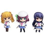 ねんどろいどぷち Angel Beats!セット01 (ABS&PVC塗装済み可動フィギュア)