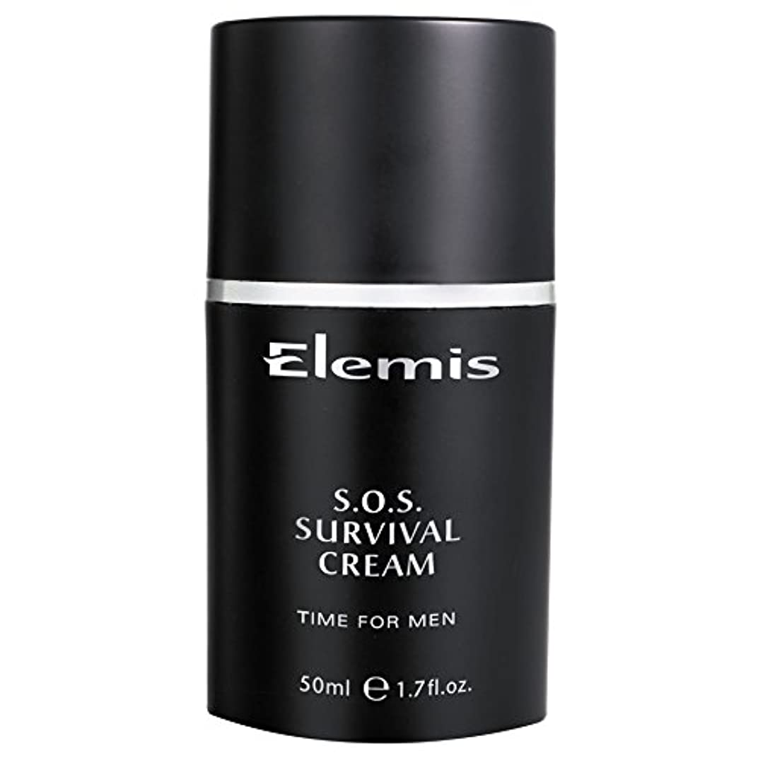 北東より知らせるエレミスSosサバイバルクリーム (Elemis) (x6) - Elemis SOS Survival Cream (Pack of 6) [並行輸入品]