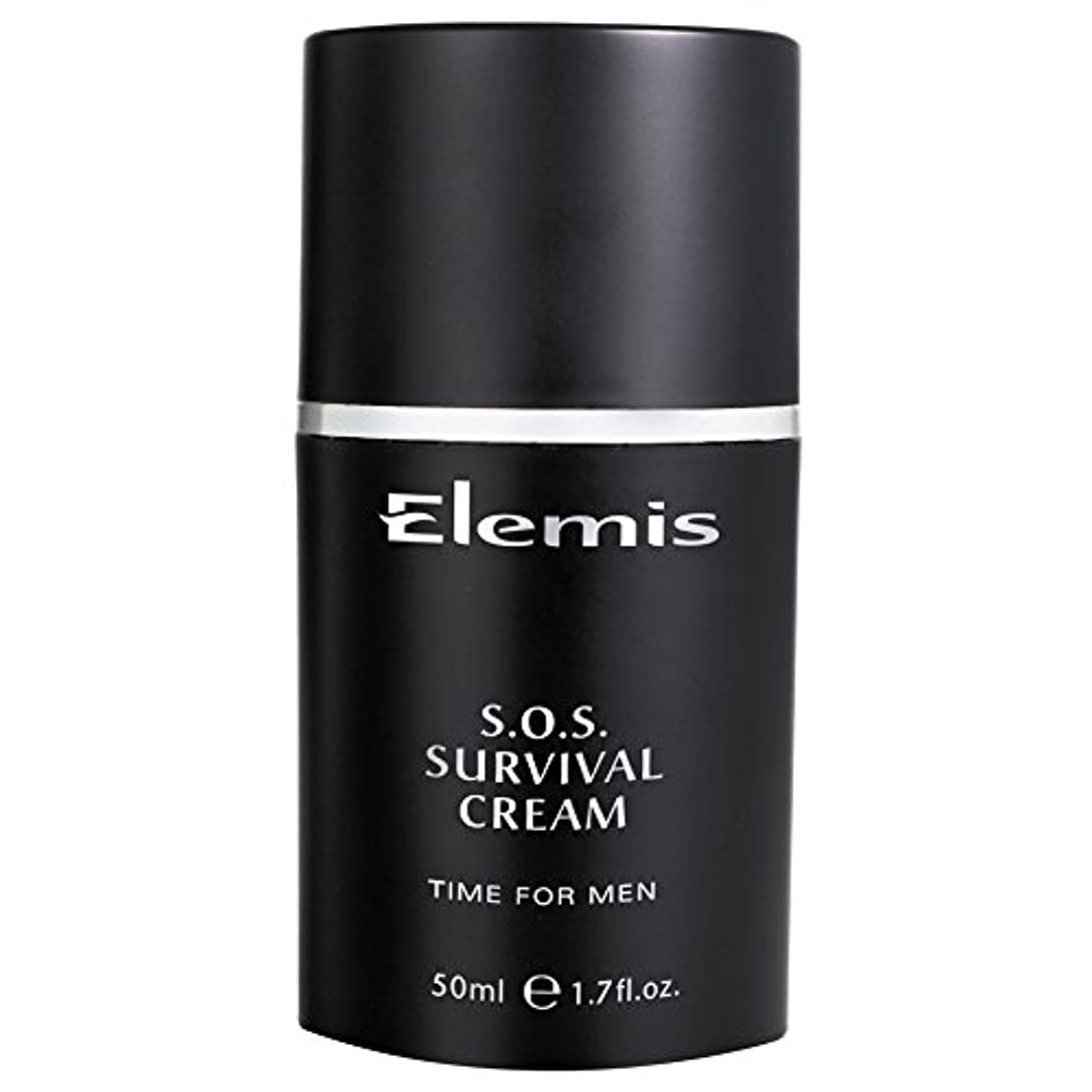 変形する危険を冒しますマイナスエレミスSosサバイバルクリーム (Elemis) (x2) - Elemis SOS Survival Cream (Pack of 2) [並行輸入品]