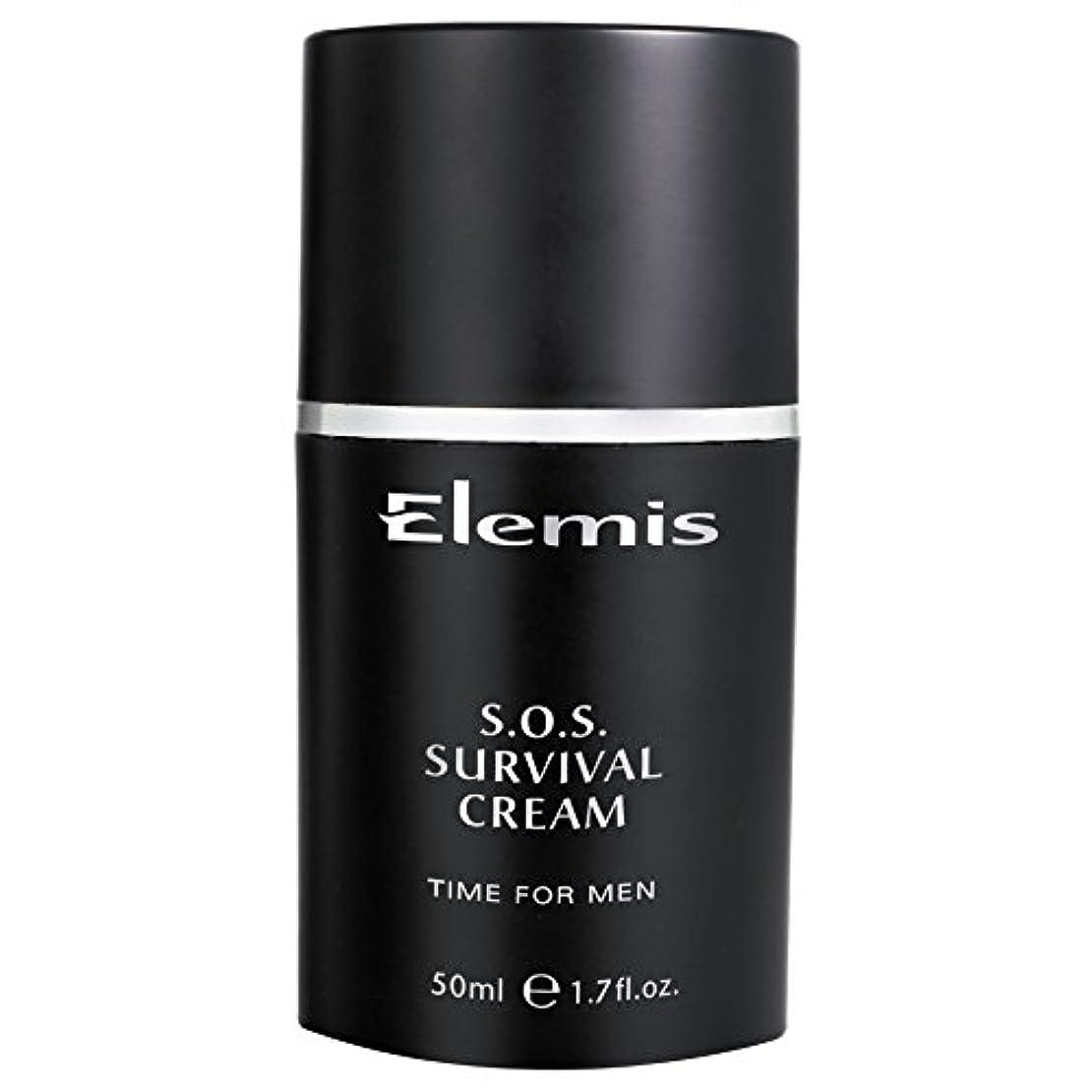 大きいスカートコンサルタントエレミスSosサバイバルクリーム (Elemis) - Elemis SOS Survival Cream [並行輸入品]