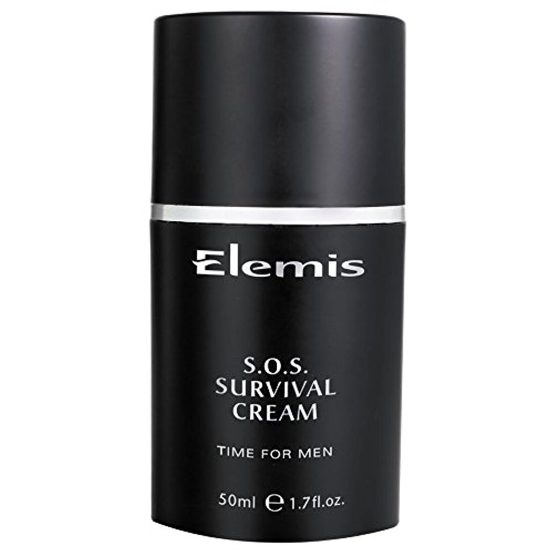 表面的なはず紫のエレミスSosサバイバルクリーム (Elemis) (x6) - Elemis SOS Survival Cream (Pack of 6) [並行輸入品]