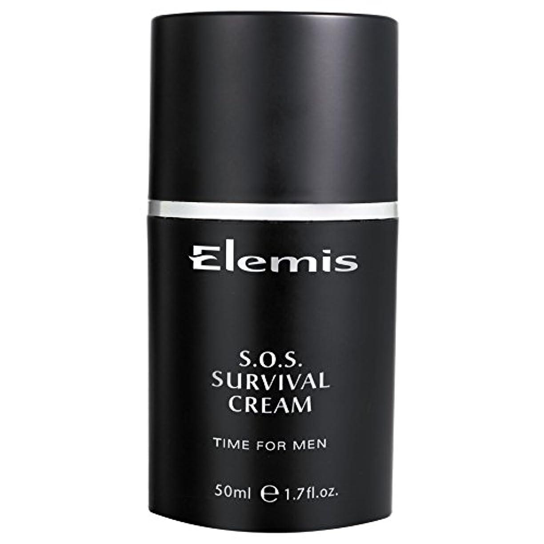 是正蓄積するキャンディーエレミスSosサバイバルクリーム (Elemis) (x6) - Elemis SOS Survival Cream (Pack of 6) [並行輸入品]