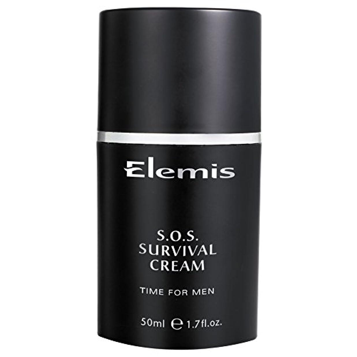 未来熟達したクモエレミスSosサバイバルクリーム (Elemis) (x6) - Elemis SOS Survival Cream (Pack of 6) [並行輸入品]
