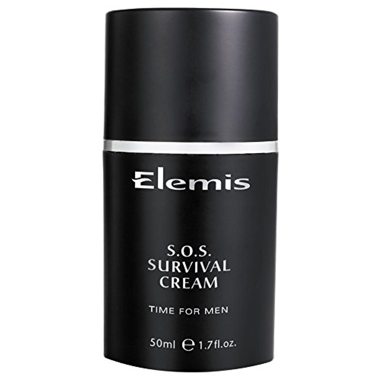 アルコーブバンド手がかりエレミスSosサバイバルクリーム (Elemis) (x6) - Elemis SOS Survival Cream (Pack of 6) [並行輸入品]