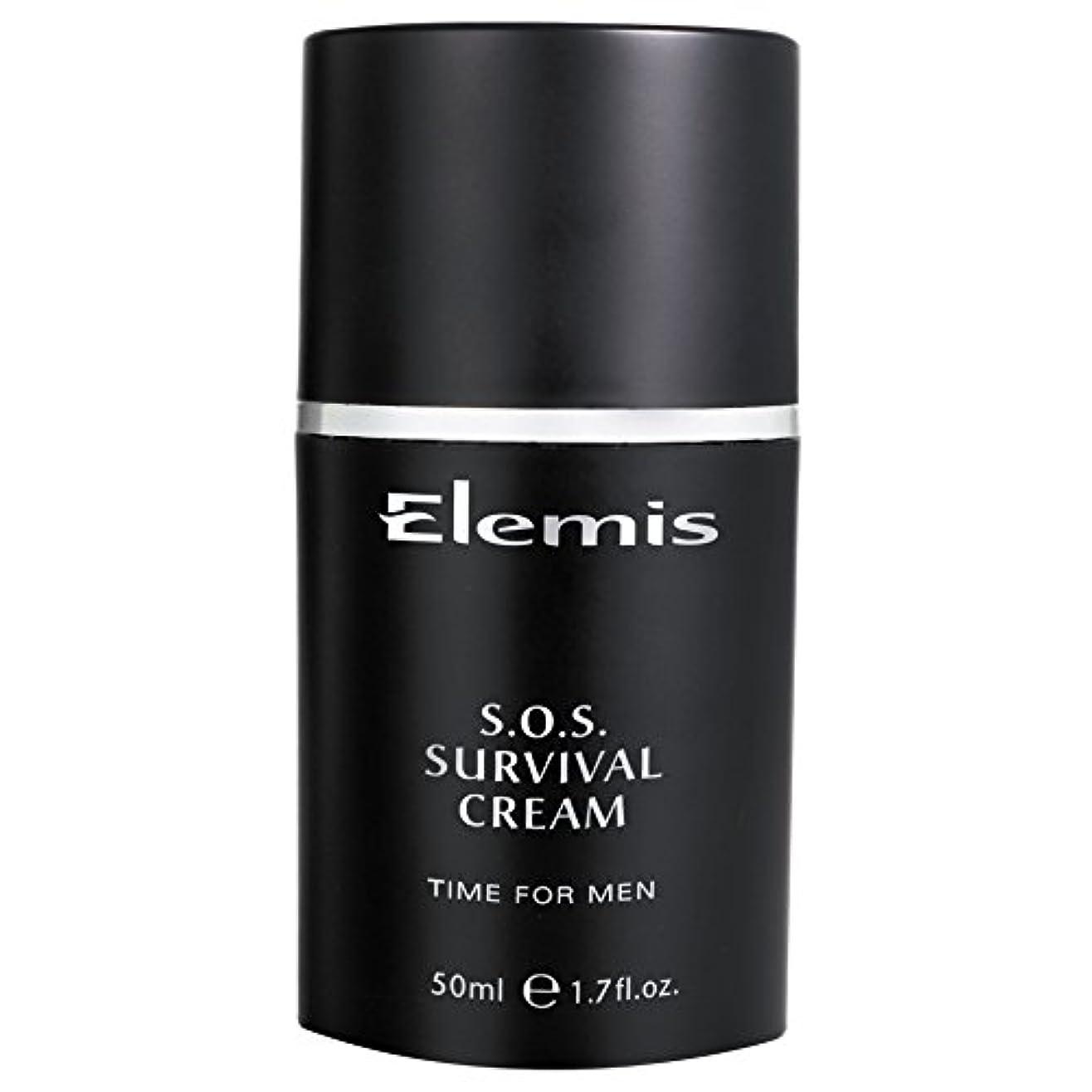 リングバックスキッパー承認エレミスSosサバイバルクリーム (Elemis) - Elemis SOS Survival Cream [並行輸入品]