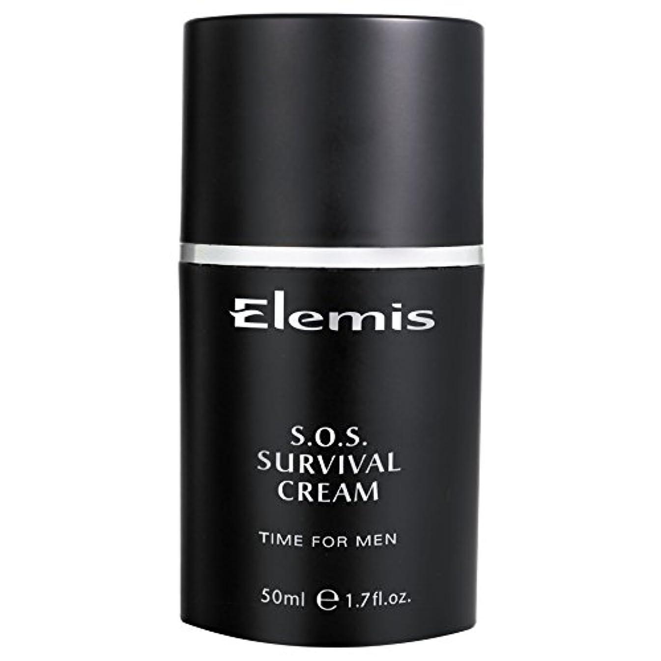 非アクティブ高速道路倫理的エレミスSosサバイバルクリーム (Elemis) - Elemis SOS Survival Cream [並行輸入品]