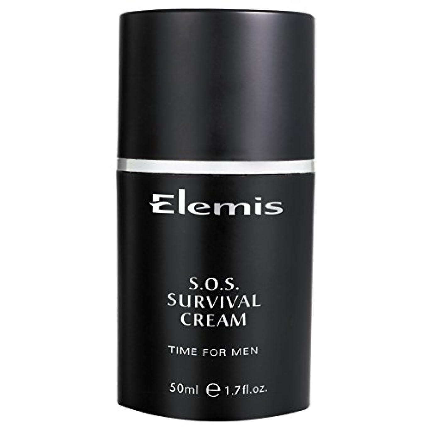 弁護イベント生産性エレミスSosサバイバルクリーム (Elemis) (x2) - Elemis SOS Survival Cream (Pack of 2) [並行輸入品]