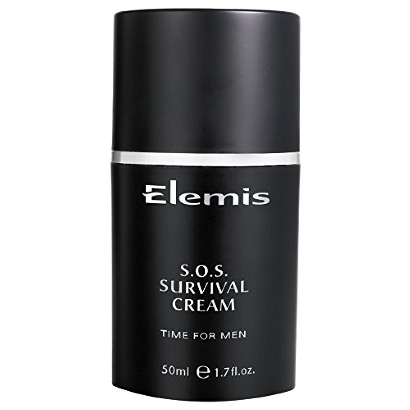 シニス眩惑する腐敗したエレミスSosサバイバルクリーム (Elemis) (x6) - Elemis SOS Survival Cream (Pack of 6) [並行輸入品]