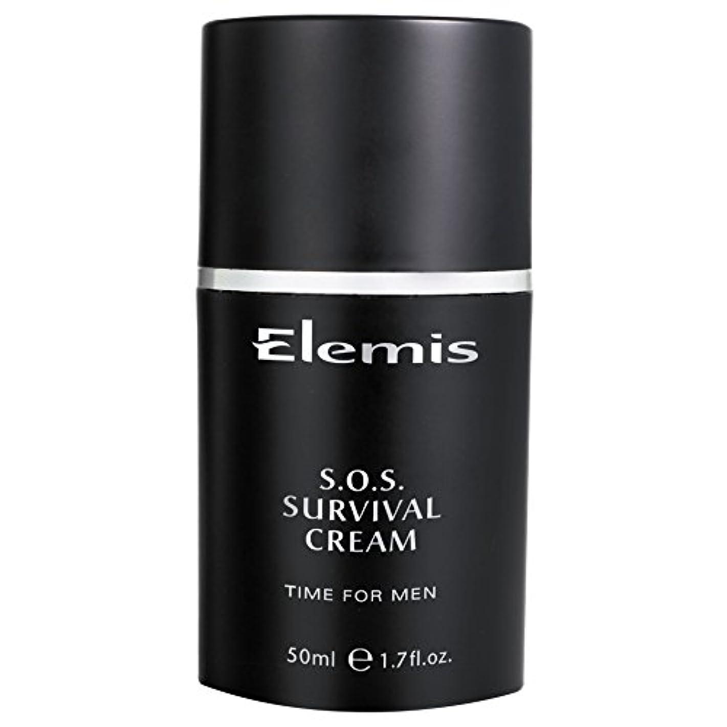 手紙を書く珍しいびっくりするエレミスSosサバイバルクリーム (Elemis) (x2) - Elemis SOS Survival Cream (Pack of 2) [並行輸入品]
