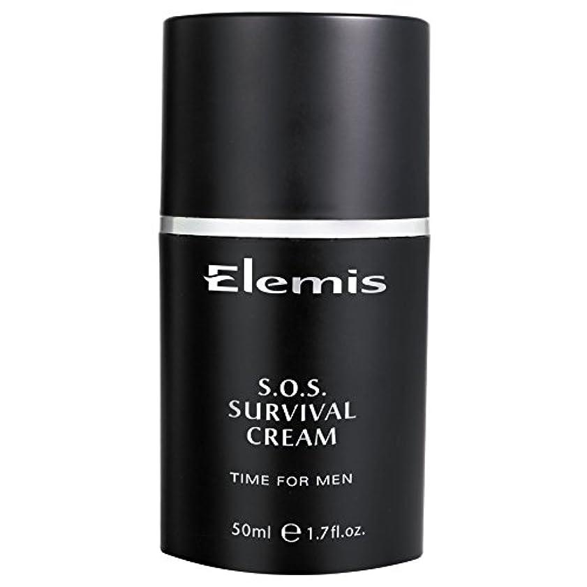 実り多い初期摘むエレミスSosサバイバルクリーム (Elemis) - Elemis SOS Survival Cream [並行輸入品]
