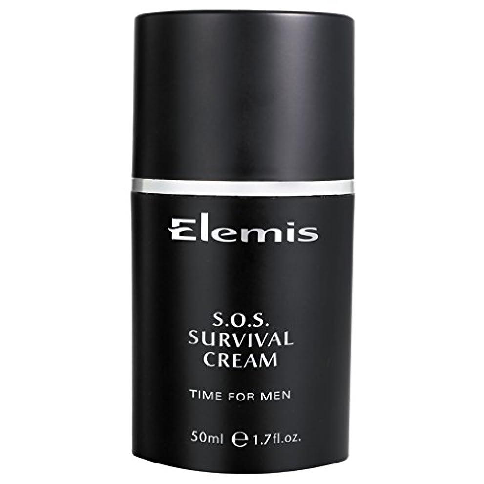 スペイン語シールド熟達エレミスSosサバイバルクリーム (Elemis) (x6) - Elemis SOS Survival Cream (Pack of 6) [並行輸入品]