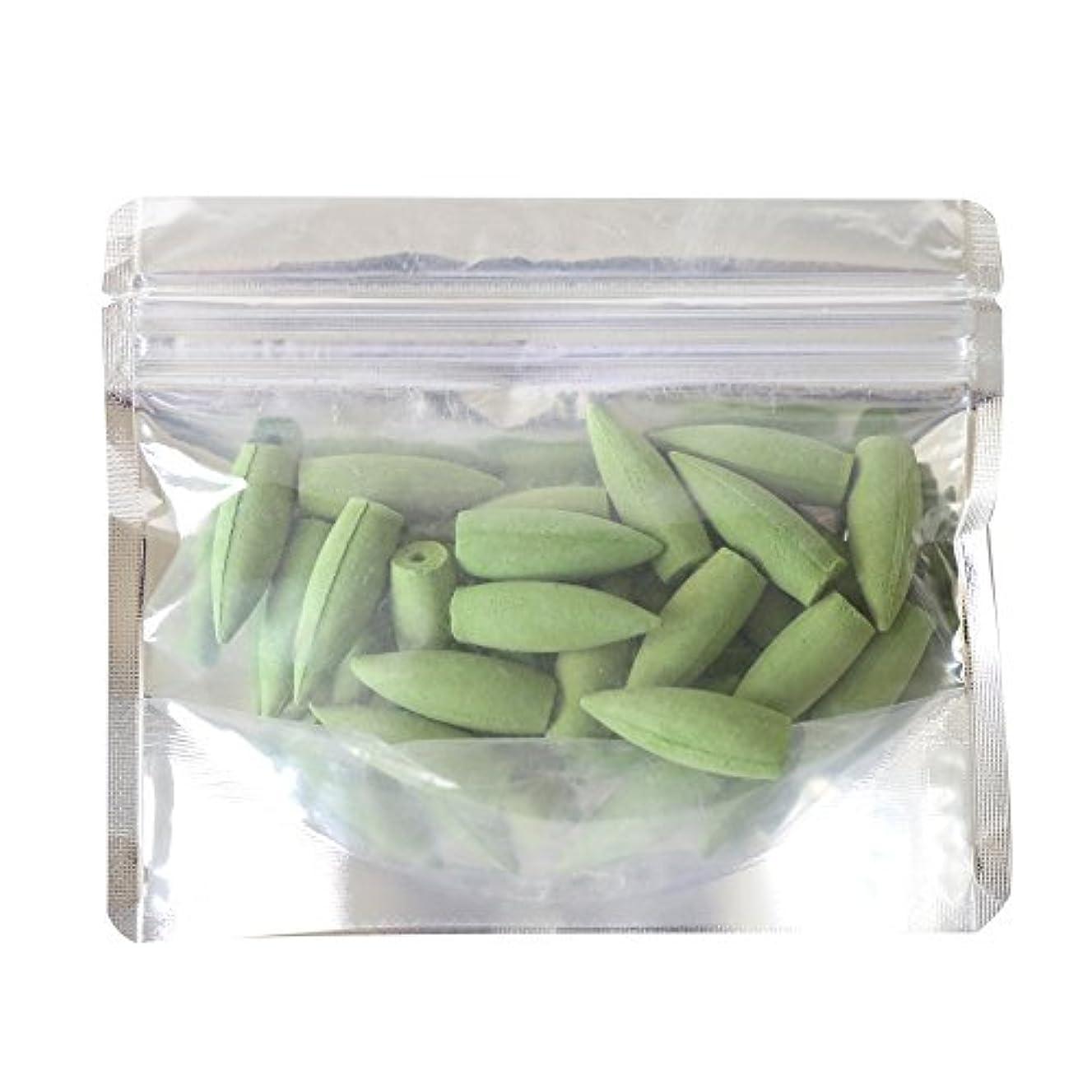 インシデント冷凍庫農場アロマ香炉専用 お香 30個入 メール便 (グリーンティー)