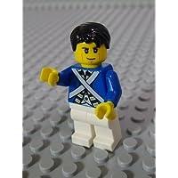 レゴ ミニフィグ【パイレーツ 174】 Bluecoat Soldier_B