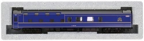 KATO HOゲージ 24系 寝台特急北斗星 スハネ25 500 ソロ ロビー 鉄道模型 1-566