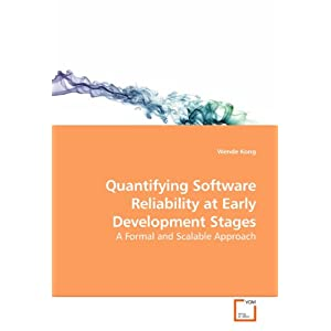 Quantifying Software Reliability at Early Development Stages