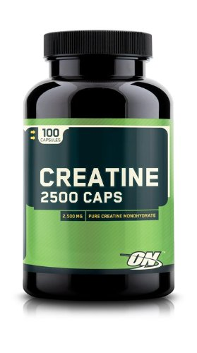 Nutrition OPTIMUM NUTRITION社 クレアチン2500 キャップス 100カプセル 海外直送品