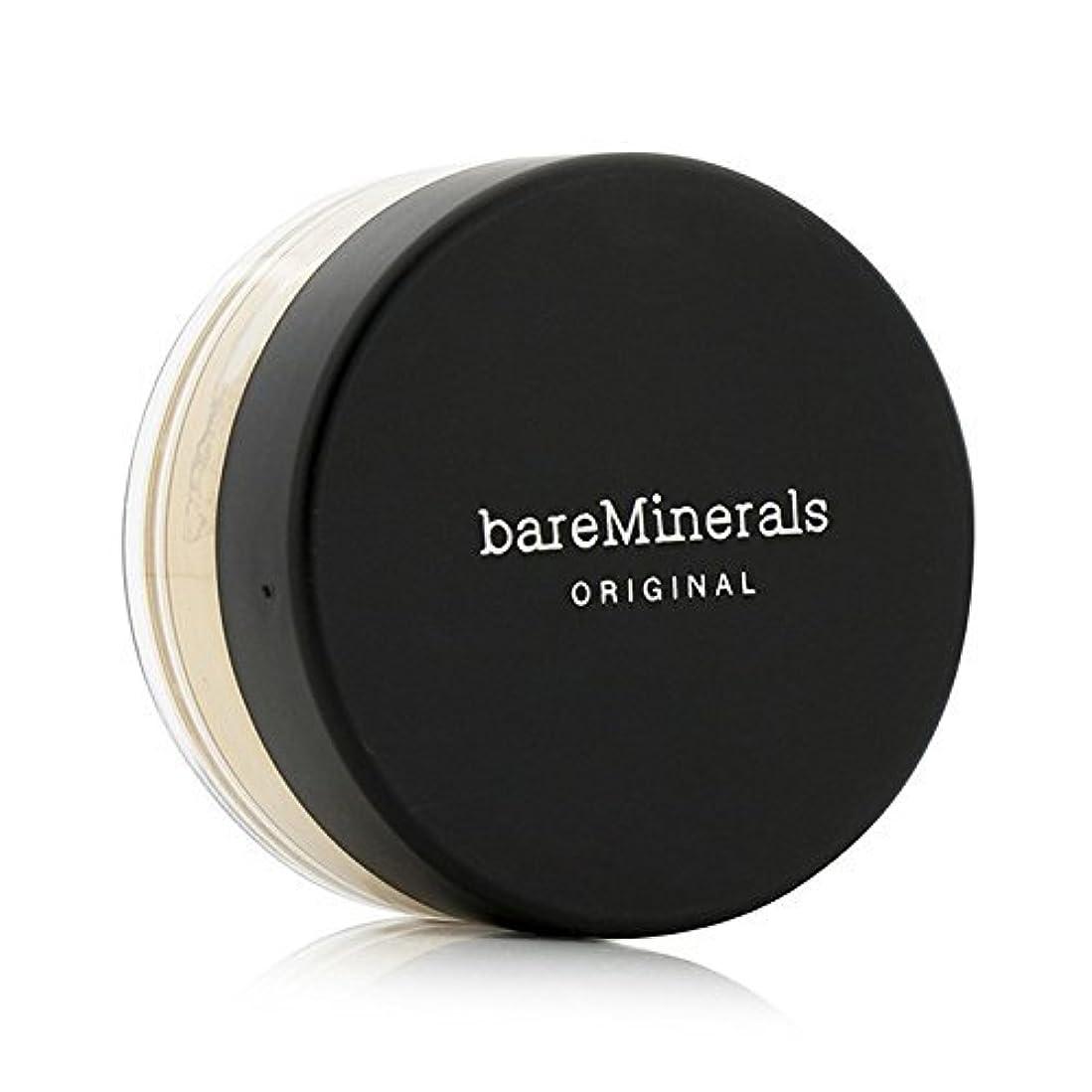 洗剤ミリメートル屈辱するベアミネラル オリジナル ファンデーション # ライト ( W15 )8g