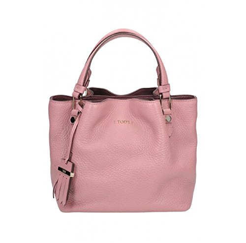 TOD'S(トッズ) ピンク 2wayハンドバッグ [並行輸入品]