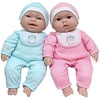 My Sweet Love Lots To Cuddle Babies Twin Dolls [並行輸入品]