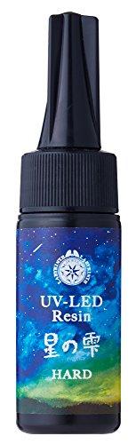 パジコ UV-LEDレジン 星の雫 ハード 25g 403236