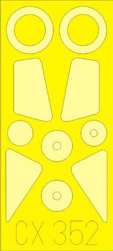 Eduard Masks 1:72 - F-102 Delta Dagger (meng) - (edmcx352)