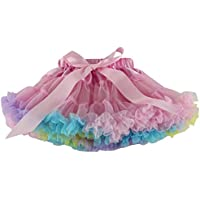 Wennikids Little Girl's Dance Chiffon Pettiskirts Tutu Assorted Size and Color