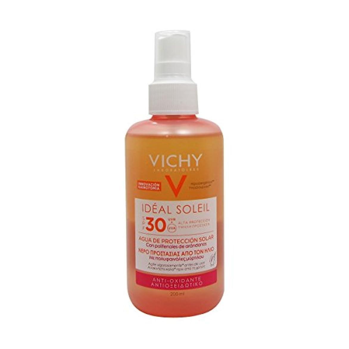 ピストル結紮女将Vichy Ideal Soleil Fresh Water Sun Protection Spf30 200ml [並行輸入品]