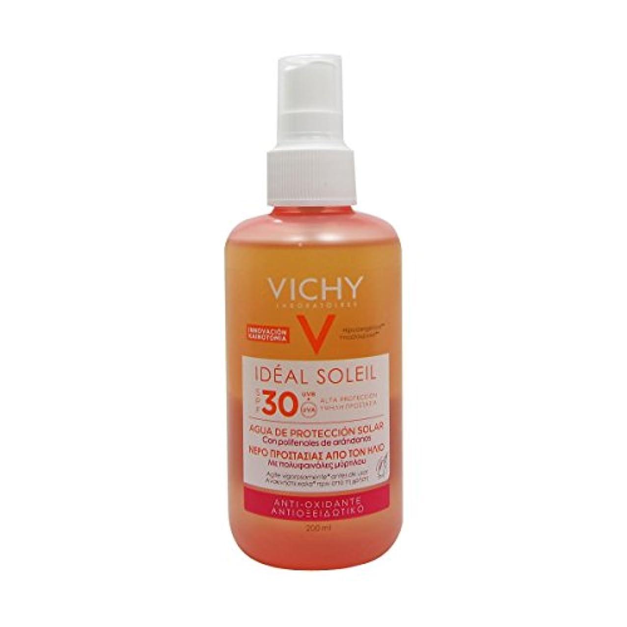 口述モール珍味Vichy Ideal Soleil Fresh Water Sun Protection Spf30 200ml [並行輸入品]