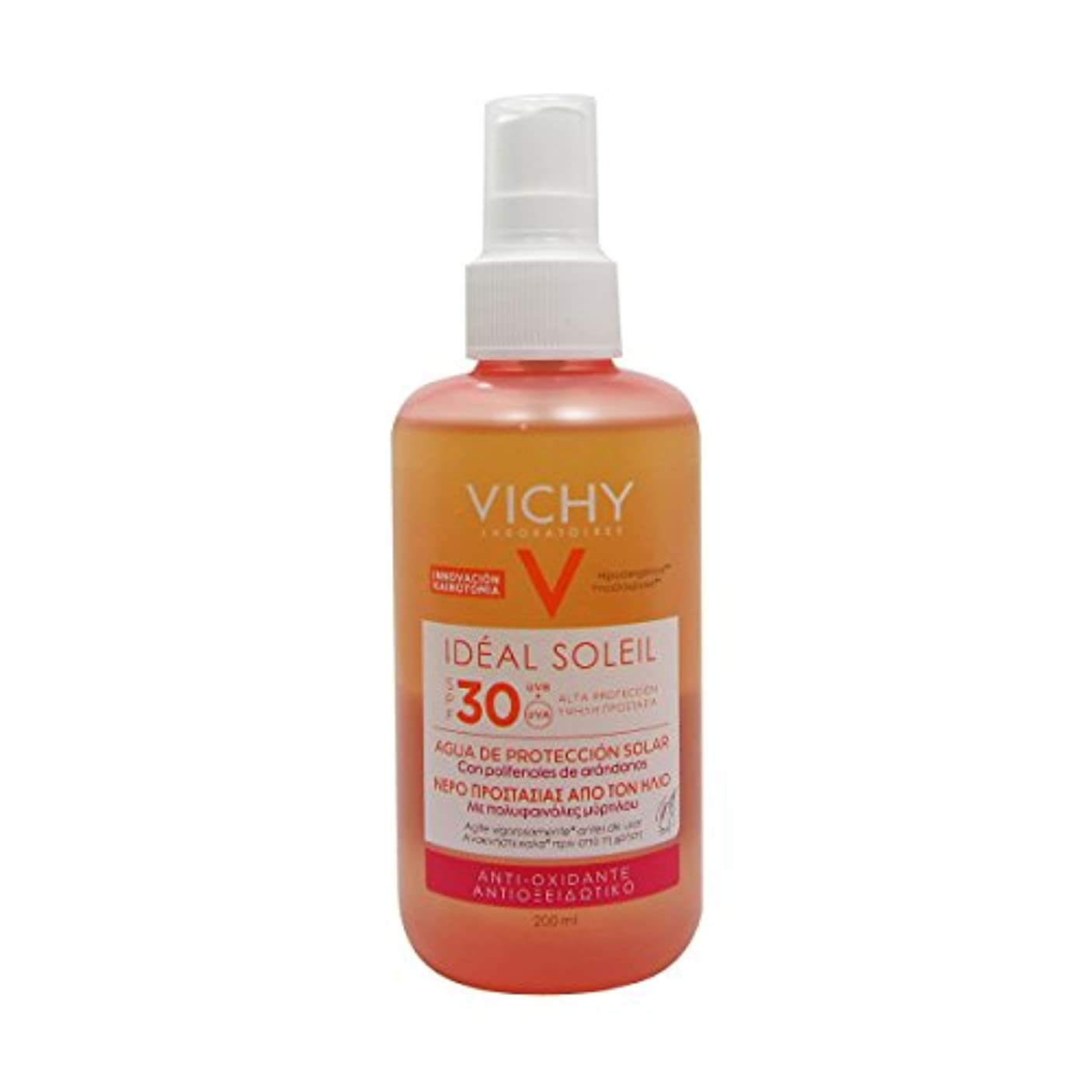樹木どちらかケーブルVichy Ideal Soleil Fresh Water Sun Protection Spf30 200ml [並行輸入品]