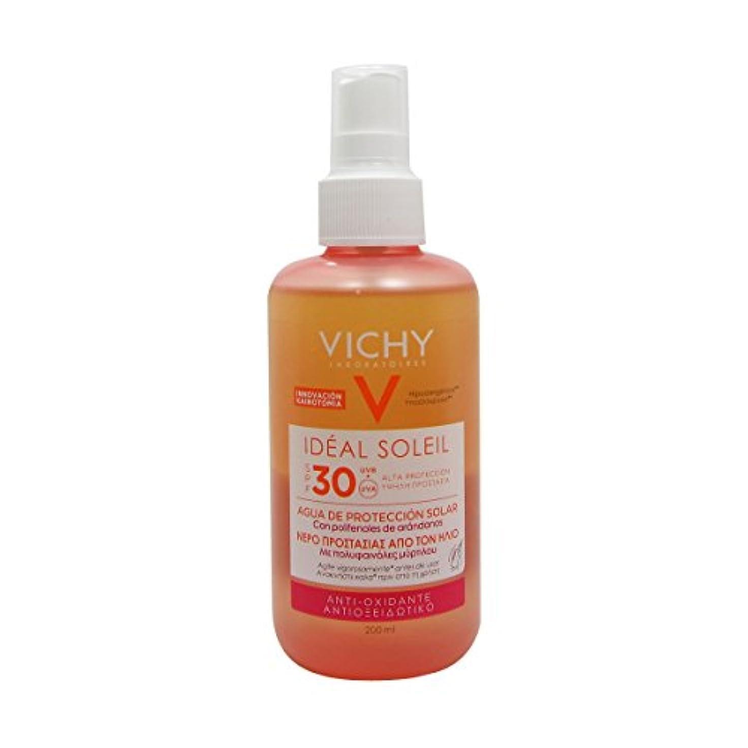 潤滑する鋸歯状見習いVichy Ideal Soleil Fresh Water Sun Protection Spf30 200ml [並行輸入品]