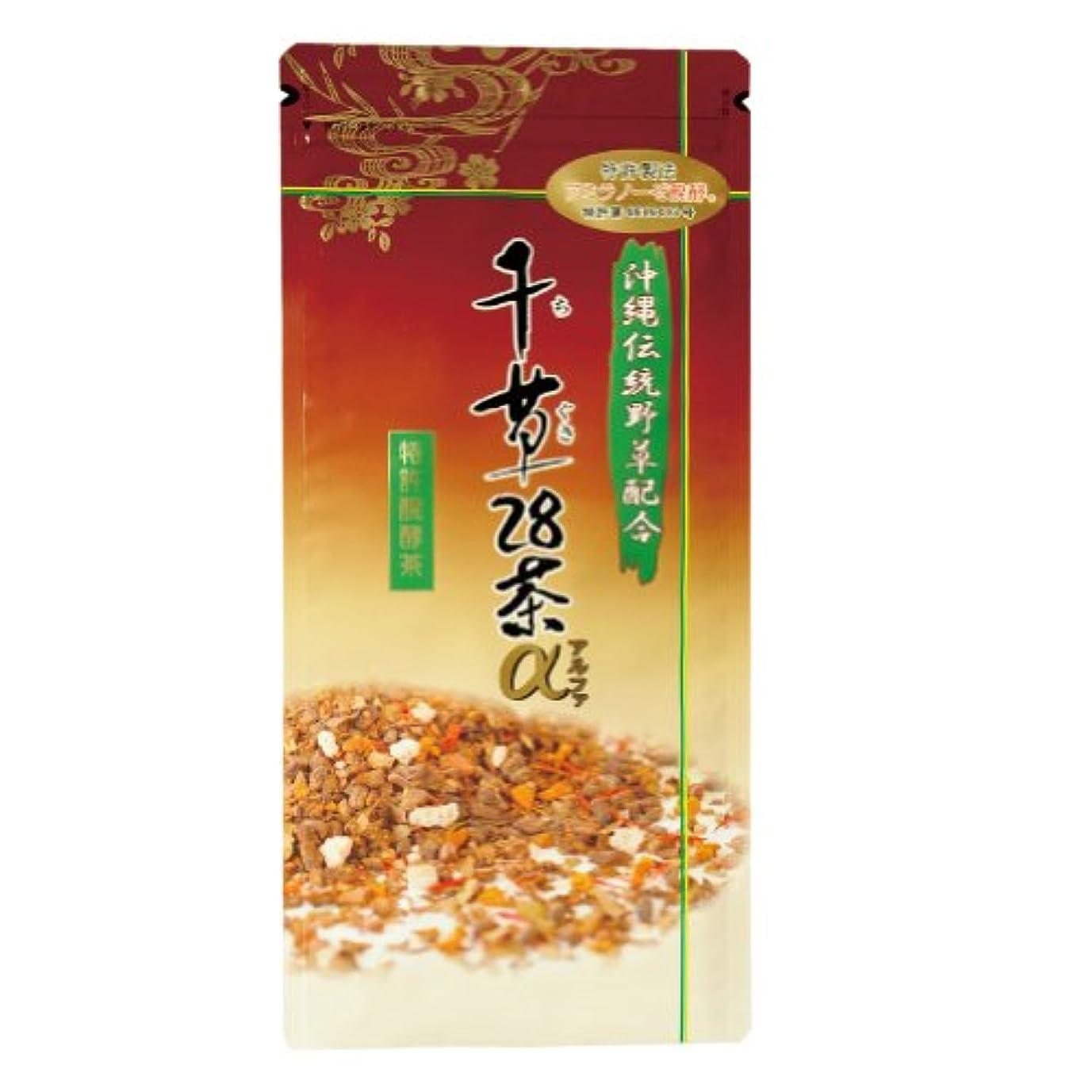 経営者先生スタウト千草28茶α 200g