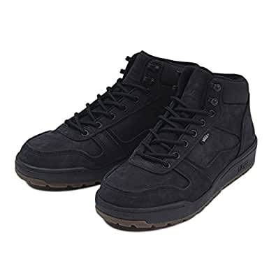 VANS ヴァンズ WORKER BEE V2552SNOW 冬靴 N/BLACK (24cm)