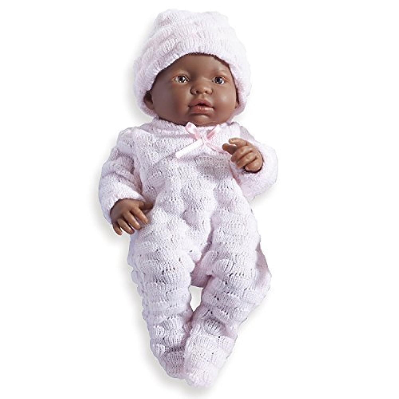 JC Toys Mini La Newborn African American [並行輸入品]