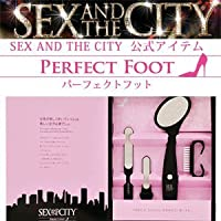 お気に入りの靴で一歩前に♪SEX & THE CITY パーフェクトフット