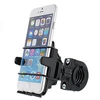 【iPhone、スマートフォンの車載に最適】リヒター・スターターキット3(ミニ・スマートグリッパー + バイシクル・マウント6S/4QFセット)