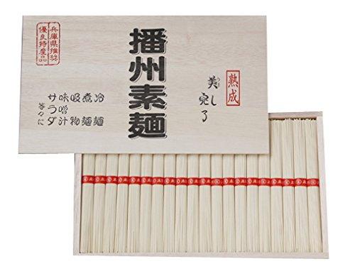マルツネ 播州素麺ギフト 1kg
