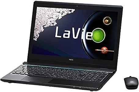 日本電気 LaVie Note Standard - NS750/AAB クリスタルブラック PC-NS750AAB