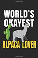 Alpaca: Notebook/120 pages/checked pages, 6x9 inch