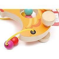 幼児期のゲーム おもちゃの木のぬいぐるみ
