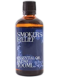 Mystix London | Smokers Relief Essential Oil Blend - 100ml - 100% Pure