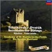 チャイコフスキー:弦楽セレナード/ドヴォルザーク:弦楽セレナード/シベリウス:悲しきワルツ