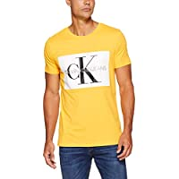 Calvin Klein Jeans Men's Logo Slim T-Shirt