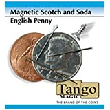 Magnetic Scotch and Soda English Penny By Tango by Tango [並行輸入品]