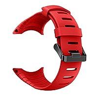 バンドfor Suunto Core Watch、vovomayシリコン交換バンドスマート腕時計Fitnessストラップfor Suunto Core