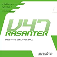 andro(アンドロ) 卓球 ラバー ラザンターV47 シリーズ最速 112291