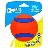 (XL 2 Pack) - 2 Pack Chuckit XL Ultra Ball (2 Balls)