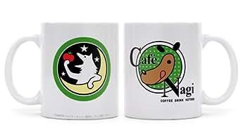 遊☆戯☆王 VRAiNS Café Nagiロゴ フルカラーマグカップ