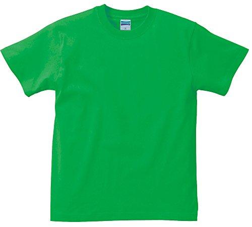 (ユナイテッドアスレ)UnitedAthle 5.6オンス ハイクオリティー Tシャツ 500101 025 ブライトグリーン M